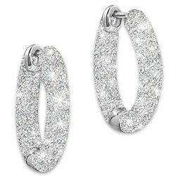 Love's Whisper Diamond Earrings