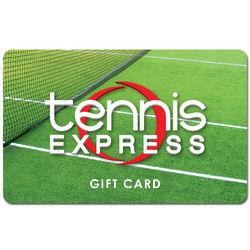$10 - $300 Tennis Express Grass Gift Card