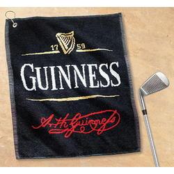 Guinness Golf Towel