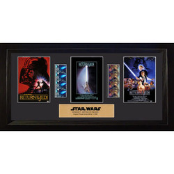 Star Wars Film Cell: Return of the Jedi Limited Edition Trio