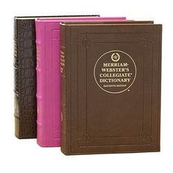 Leather Bound Dictionary
