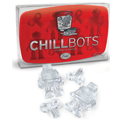 Chillbots Robot Ice Cube Tray