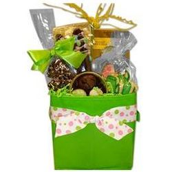 Spring Fling Gourmet Treats Gift Basket