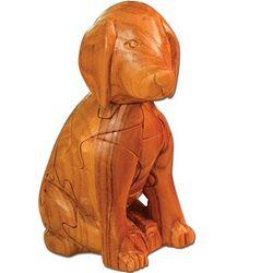 Dog 3D Wooden Puzzle