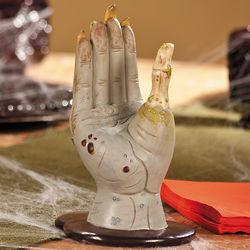 Zombie Hand Napkin Holder