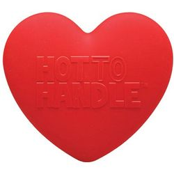 Hot to Handle Heart Shaped Oven Mitt