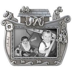 Baby's Noah's Ark Picture Frame