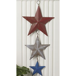 Star Spangled Wall Hanging