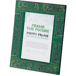 Rectangle Recycled Motherboard Picture Frame
