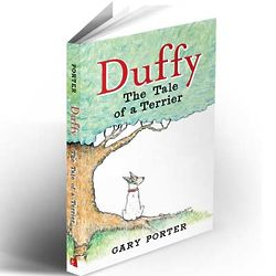Duffy, The Tale of a Terrier Book