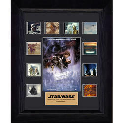 Star Wars The Empire Strikes Back Mini Montage Film Cell