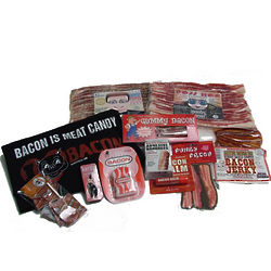 Back to School Bacon Themed Gift Sampler