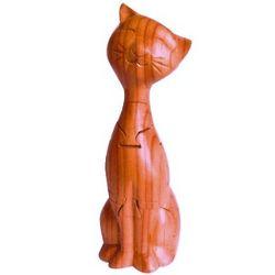 Cat 3D Wooden Puzzle
