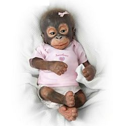 Little Umi Orangutan Doll