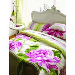 Charlottenberg Egyptian Cotton King Duvet Cover
