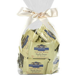 Sublime White Vanilla Dream Chocolate Singles Bag