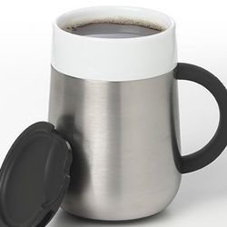 Thermo Ceramic Coffee Mug
