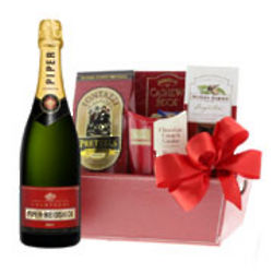 Piper-Heidsieck Champagne and Sweets Basket