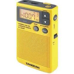 AM FM Digital Weather Alert Pocket Radio
