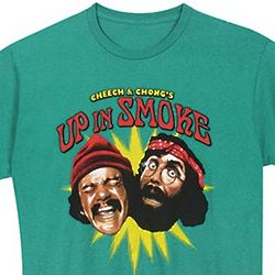 Cheech and Chong Up in Smoke Tee