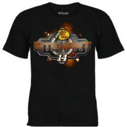 NASCAR Tony Stewart #14 Schedule T-Shirt