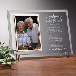 We Shall Meet Again Memorial Engraved Frame