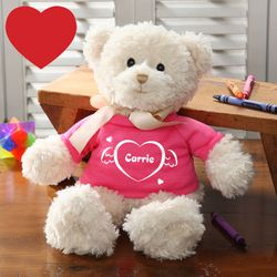 Cuddles of Love Personalized Teddy Bear