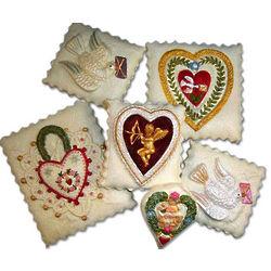 Valentine Golden Cupid Cookie Gift Set