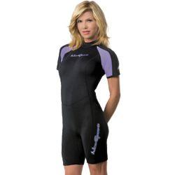 3mm Women's Shorty Springsuit
