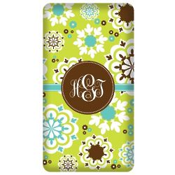 Personalized Funky Floral iPhone Case