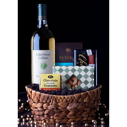 Cakebread Wine Basket