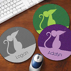 My Mouse Personalized Mouse Pad