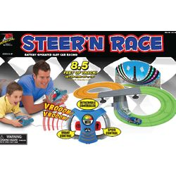 Steer n Race Road Race Track