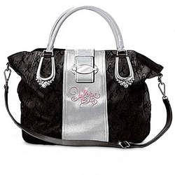 Breast Cancer Awareness Ribbons of Hope Handbag