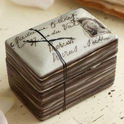 Carte Postale Decorative Box