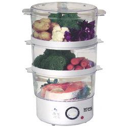 Three Tier Food Steamer