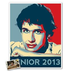Pop The Vote Art Print