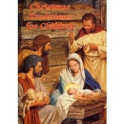 Christmas Traditions for Children Book