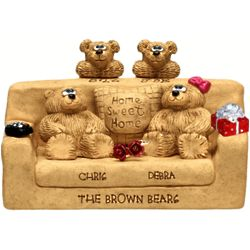 Anniversary Chair for Bear Couples with up to 7 Kids