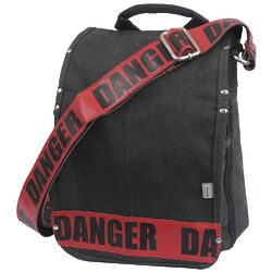 Danger Utility Messenger Bag