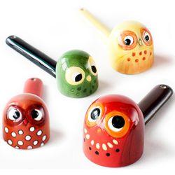 Ceramic Owl Measuring Spoons