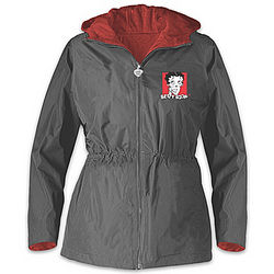Women's With Just a Wink Betty Boop Jacket