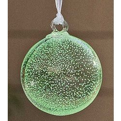 Globe Wishing Ball Ornament