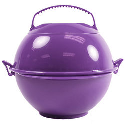 Purple Lunch Bowl Container