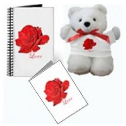 Red Rose Gift Set