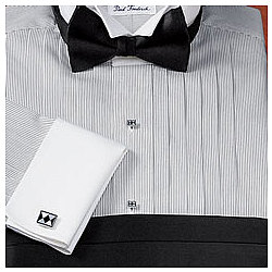 Formal Bow Tie and Cummerbund Set
