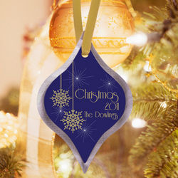 2011 Personalized Ornament