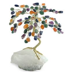 Crystal Carnival Gemstone Tree