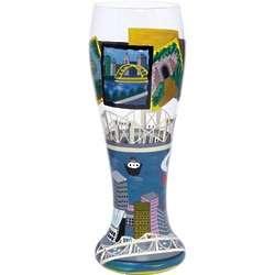 Pittsburgh Pilsner Glass