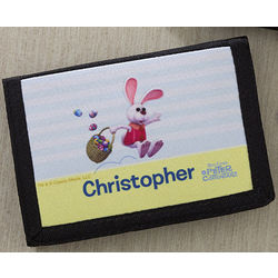 Personalized Peter Cottontail Wallet